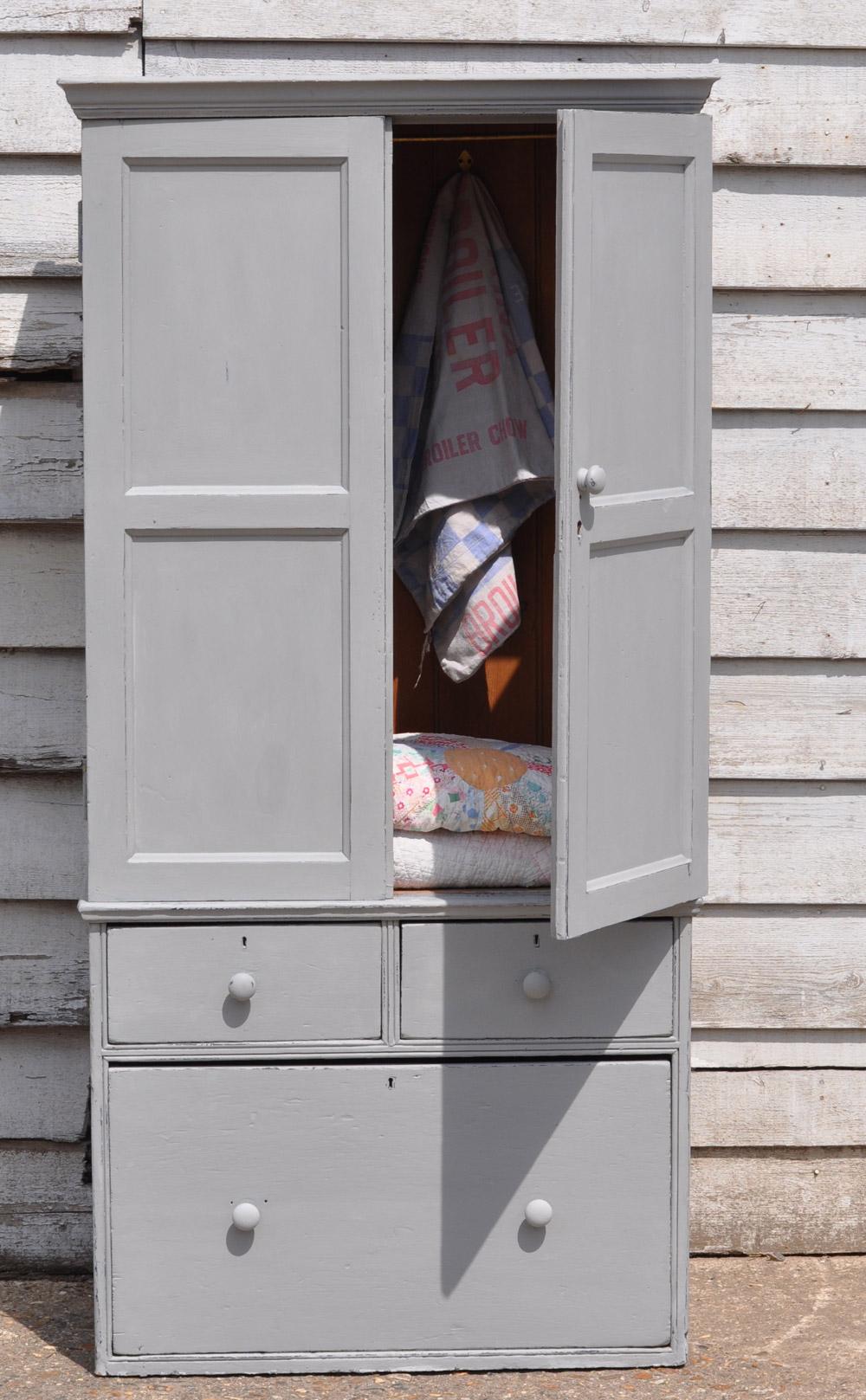 Antique Linen Cupboard Antique Furniture