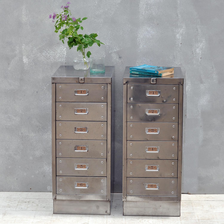 Vintage File Cabinets 107