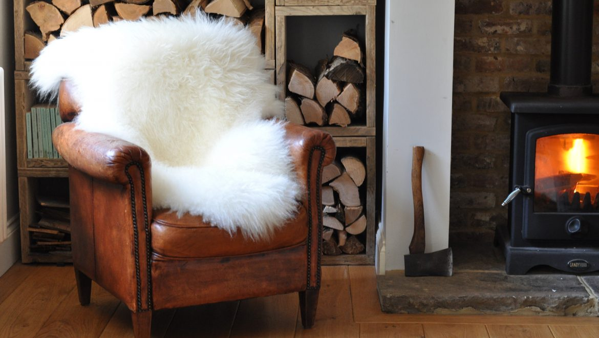 New Season At Home Barn Home barn Leather Chair Storage and Icelandic Rugs