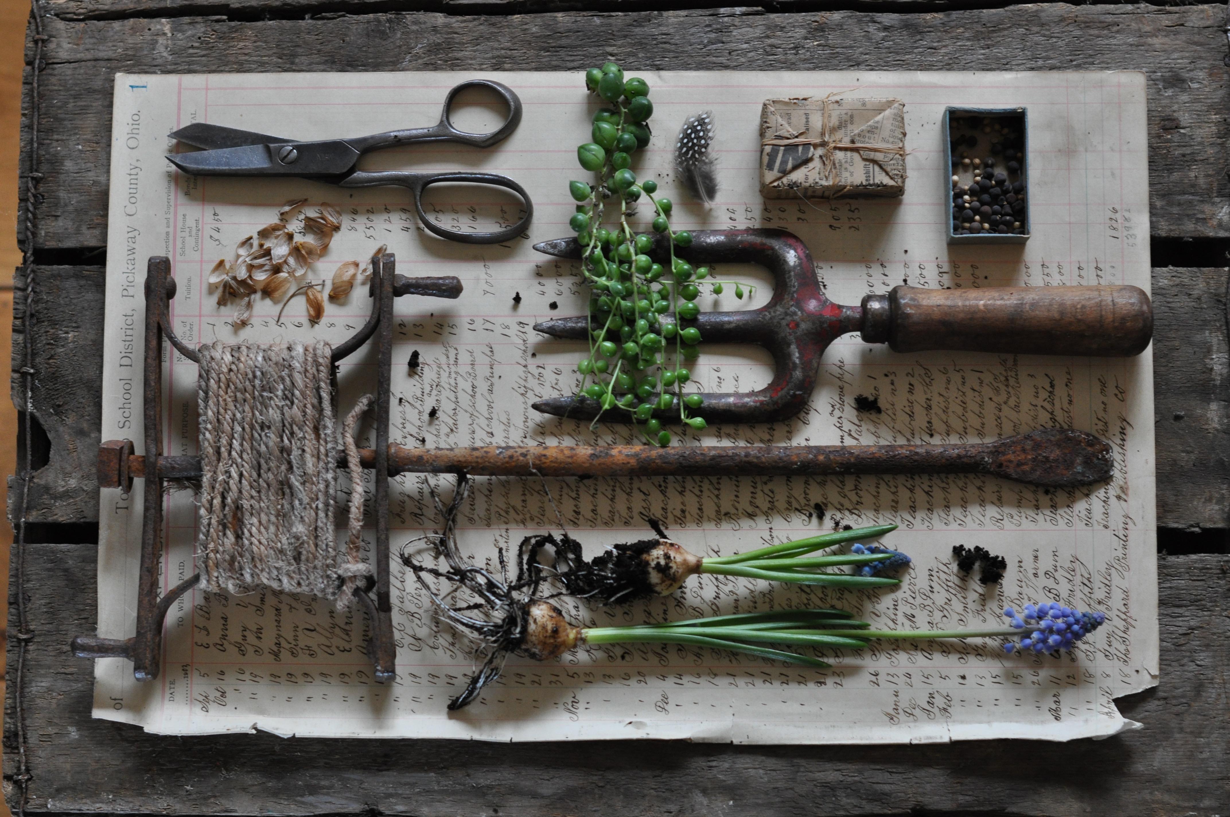 Homebarn Vintage Gardening