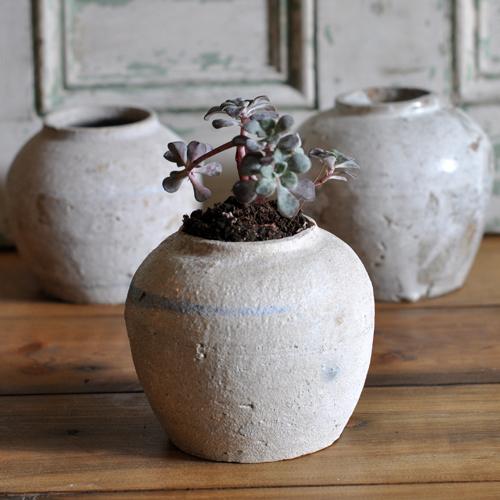Antique Ginger Preserving Pot