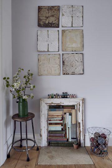American tin ceiling tile - medium