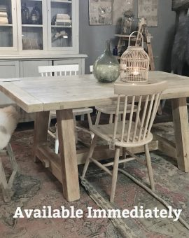 Home Barn Interiors Reclaimed timber Dining Tables