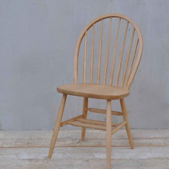 Thames Windsor Hoop Backed Chair In Solid Beech