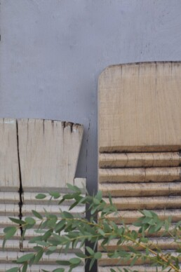 Vintage Washboard In Rustic Timber In A Choice Of Three Sizes