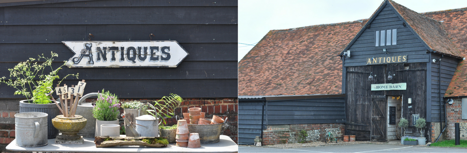 home barn vintage interiors Marlow bucks