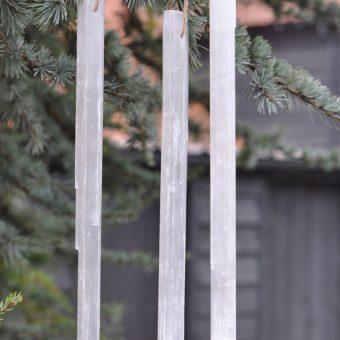 selenite stick decoration
