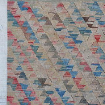 traditional hand woven kilim rug Kiya