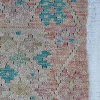 traditional hand woven kilim rug