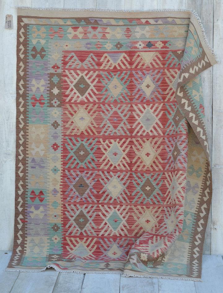 Traditional Hand Woven Kilim Rug Sadie Home Barn Vintage