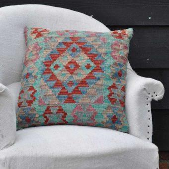 Traditional Kilim Cushion Yazi