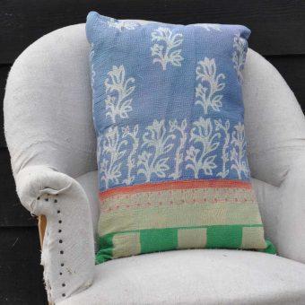 Vintage Kantha Cushion Emile
