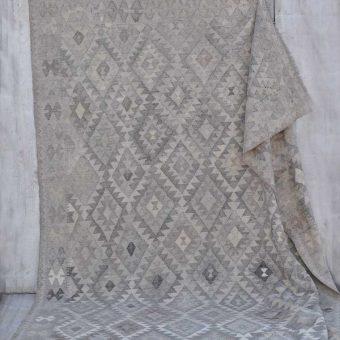 traditional hand woven kilim rug | Faiza