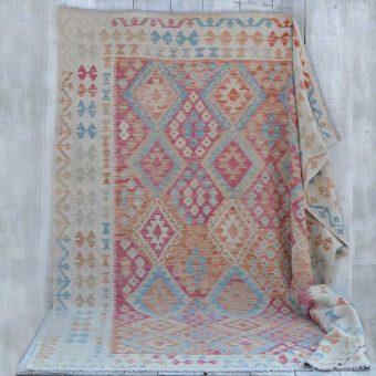 traditional hand woven kilim rug | Jamal