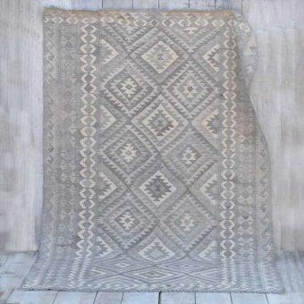traditional hand woven kilim rug | Sabrina