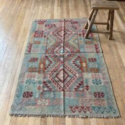 Handwoven Kilim rug | Jamie 161 x 107cm