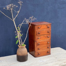 Small wooden jewellery drawers