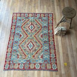 Handwoven Kilim rug | Belinda 138 x 104 cm