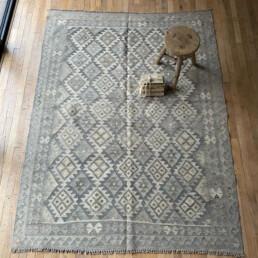 Handwoven Kilim rug | Edward 221 x 170 cm