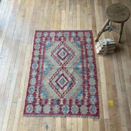Handwoven Kilim rug | Helen 117 x 85 cm
