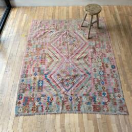 Handwoven Kilim rug | Mildred 184 x 146cm