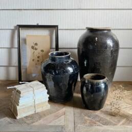 Antique Chinese Preserve Pot