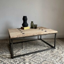 Antique door Coffee Table | Casey