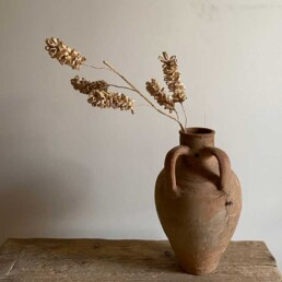 Hand Woven Bannana Leaf | Wheat