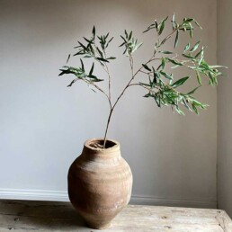 Faux Olive Branch Large