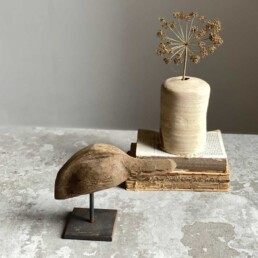 Antique carved model | Small Duck head