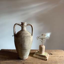 Turkish antique terracotta pots   Fraser
