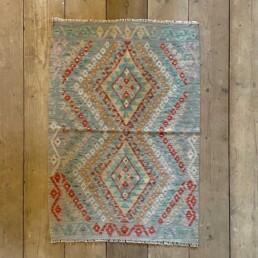 Handwoven Kilim rug | Genevieve 117 x 80 cm