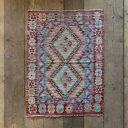 Handwoven Kilim rug |Ghislane 117 x 87 cm