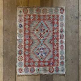Handwoven Kilim rug | Gigi 117 x 85 cm