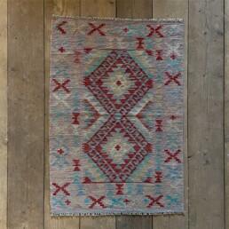 Handwoven Kilim rug | Giles 119 x 82 cm