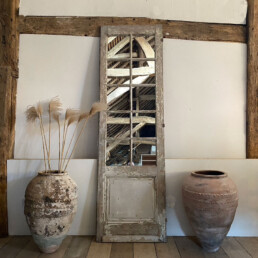 French Chateau Door Mirror