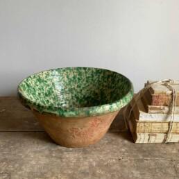 Antique Puglian passata bowl Large Lucia