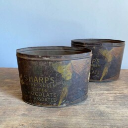Late 1800's English Toffee Pot | Sharps