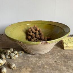 Antique Spanish Passata Bowl | Extra Large