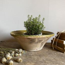 Antique Spanish Passata Bowl | Large