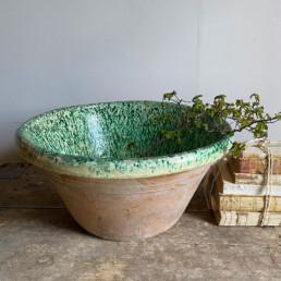 Antique Puglian passata bowl Extra Large Maria