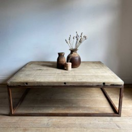 Very large reclaimed Coffee Table