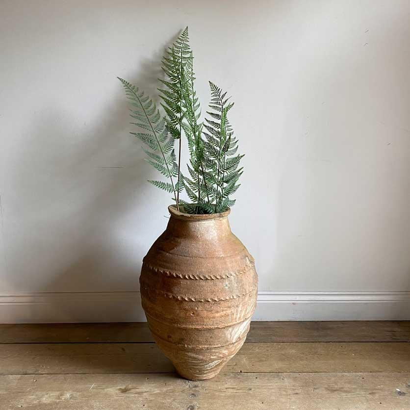 Vintage Mediterranean Urn | Lloyd