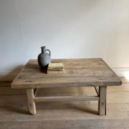 Reclaimed Wood Coffee Table | Lavinia
