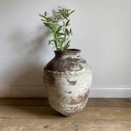 Antique Mediterranean Urn | Lexine