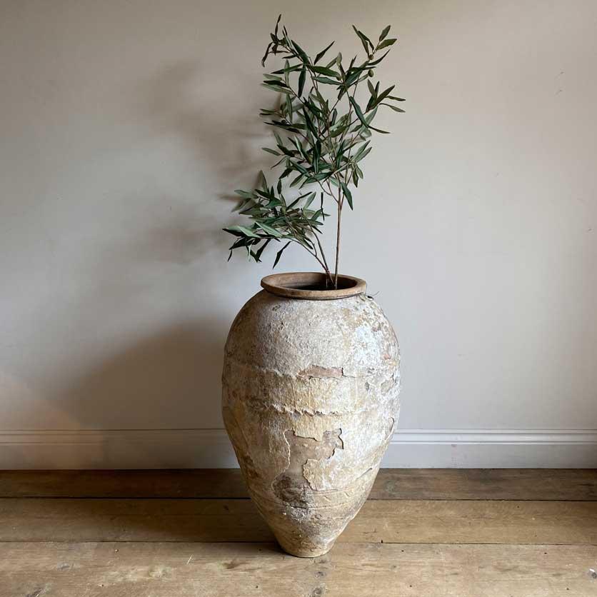 Antique Mediterranean Urn   Lizbeth
