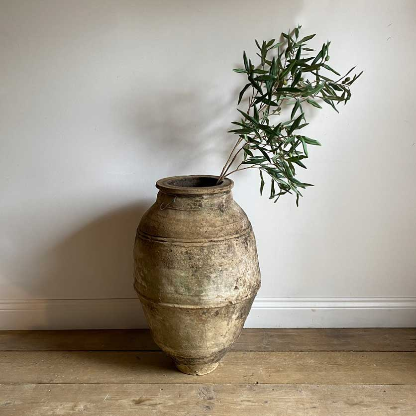 Vintage Mediterranean Urn | Louie