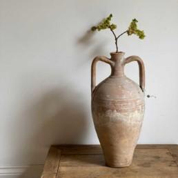 Antique Mediterranean Urn | Lucan