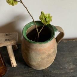 Vintage Hungarian Terracotta Pot   Verity