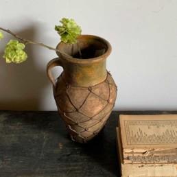 Vintage Hungarian Terracotta Pot | Milla